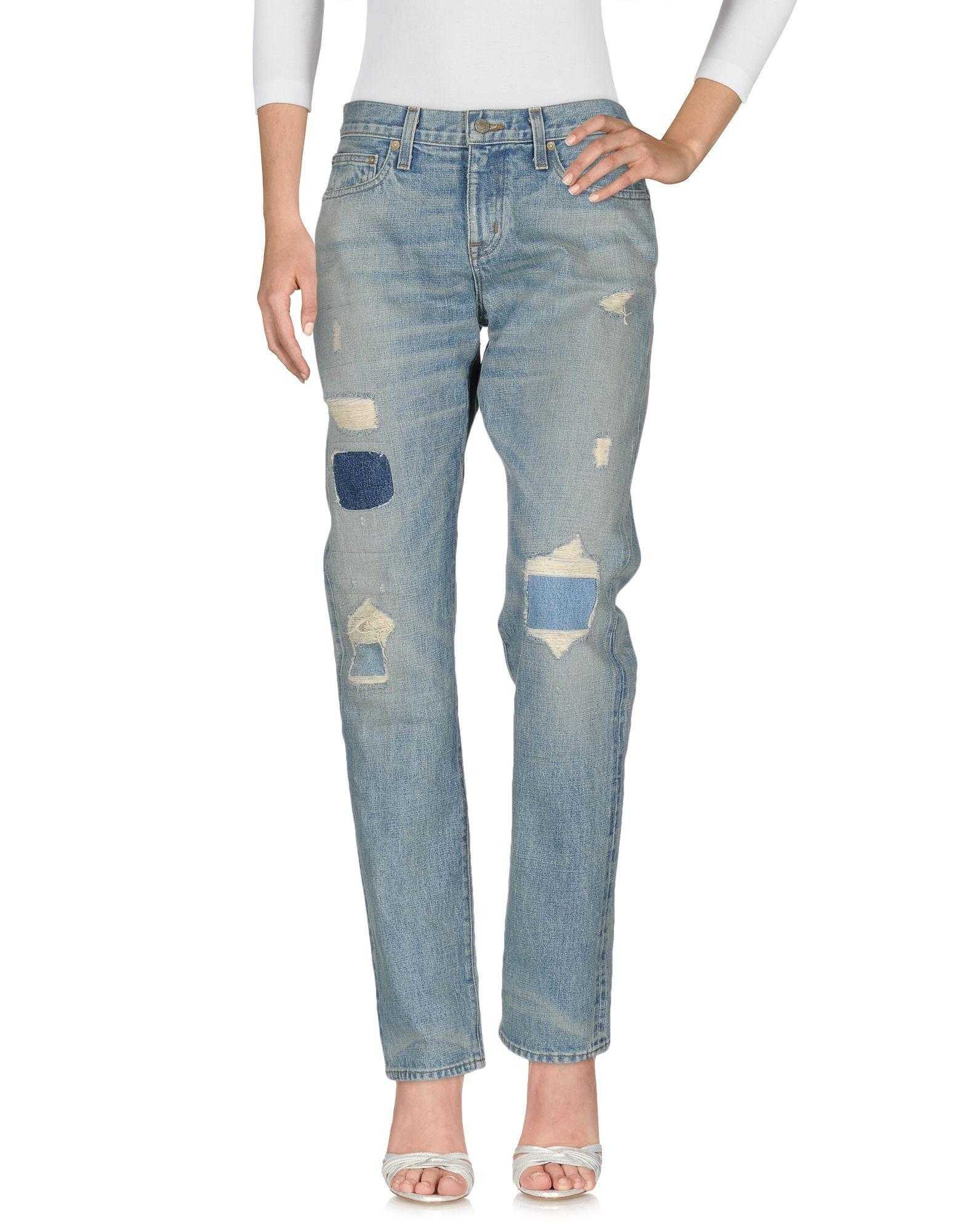 POINT SUR DENIM Джинсовые брюки 8 point huit повседневные брюки