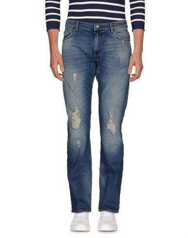 Джинсовые брюки ROBERTO CAVALLI 42578114RU