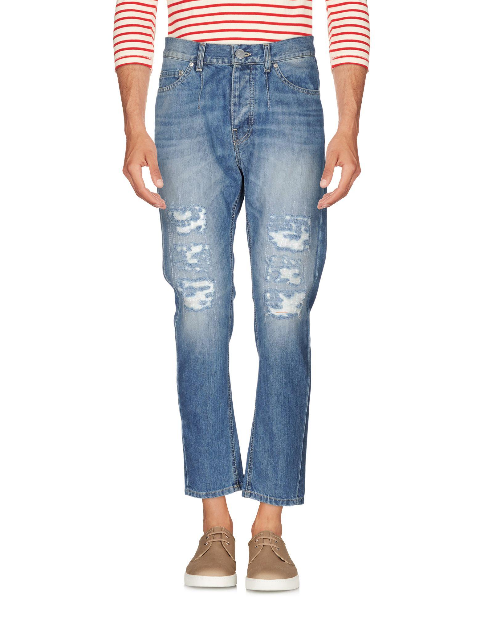 купить AN UPDATE Джинсовые брюки по цене 7500 рублей