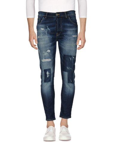 Джинсовые брюки YES LONDON 42578280MO
