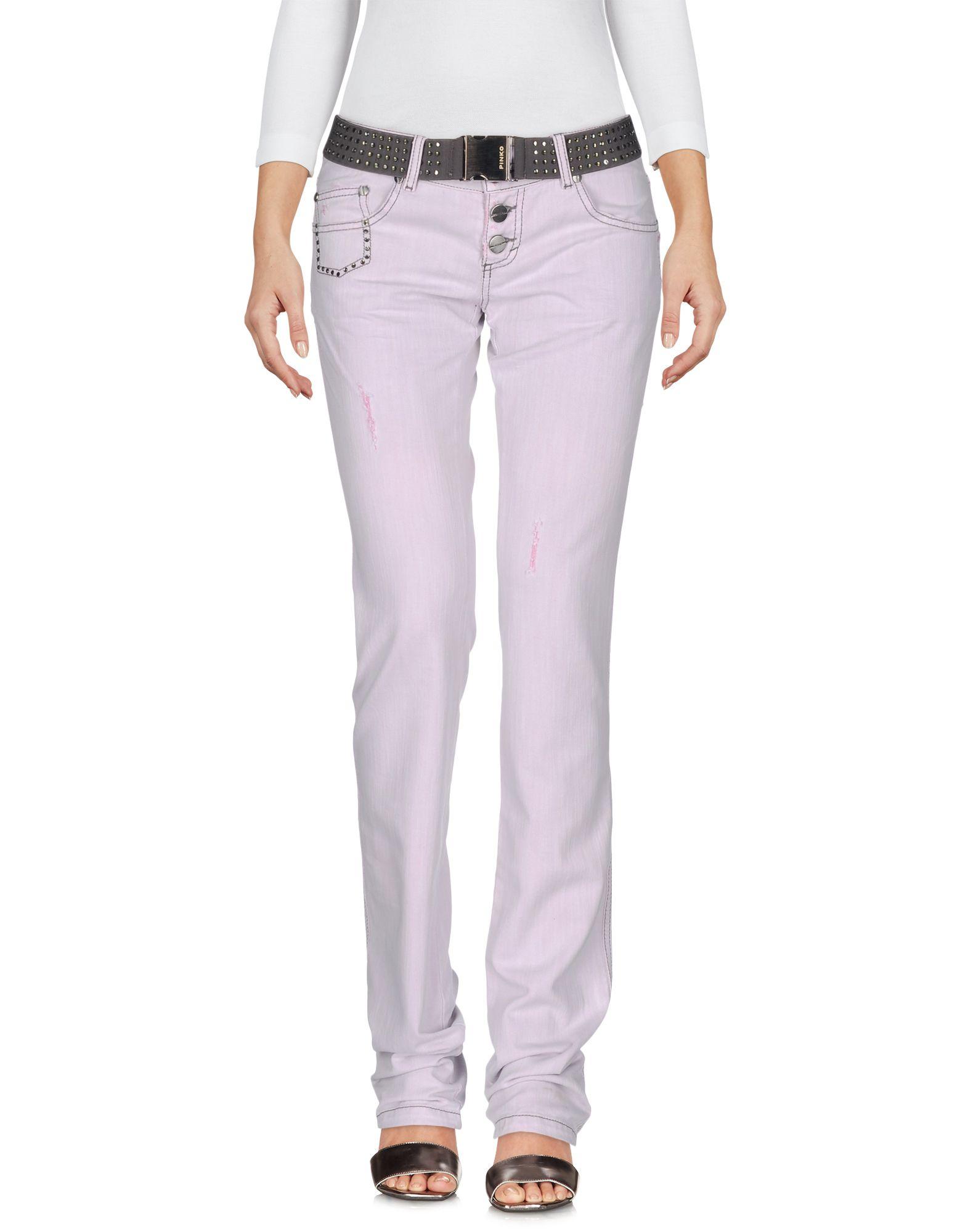 ФОТО pinko джинсовые брюки