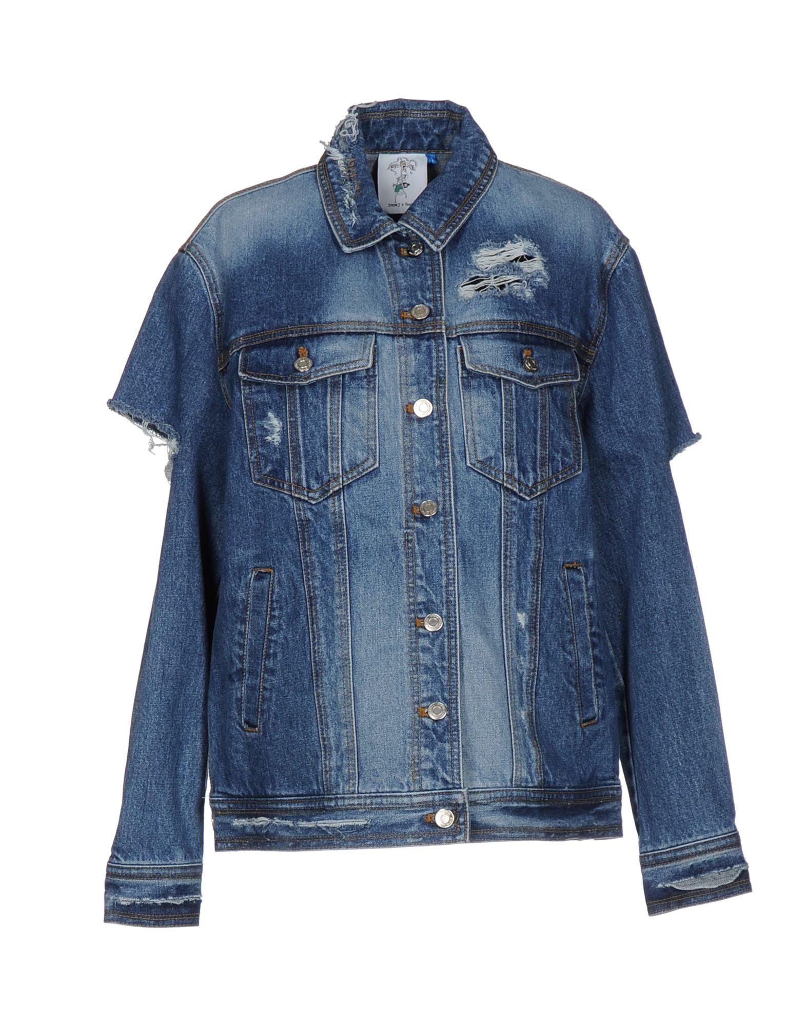 цены на STEVE J & YONI P Джинсовая верхняя одежда в интернет-магазинах