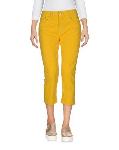 Джинсовые брюки-капри DONDUP 42579387KS