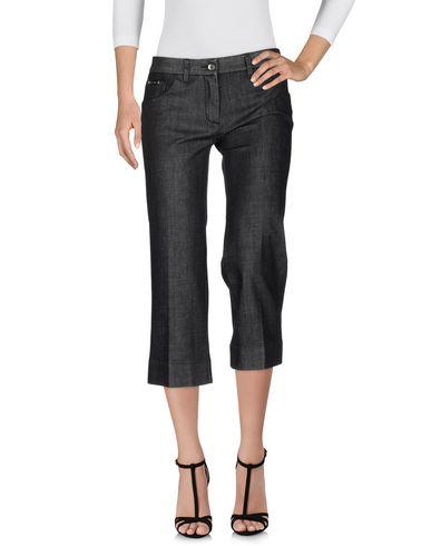 Джинсовые брюки-капри DOLCE & GABBANA 42579460CD