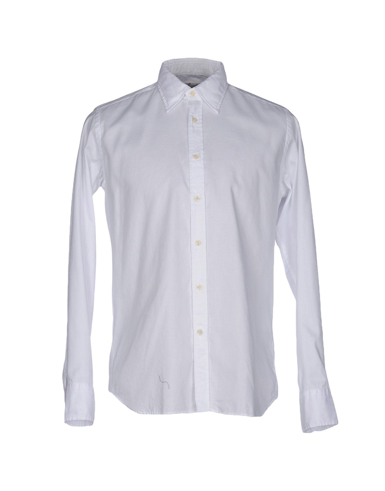 купить BEVILACQUA Джинсовая рубашка по цене 5750 рублей