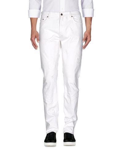 Джинсовые брюки SAINT LAURENT 42579568WN