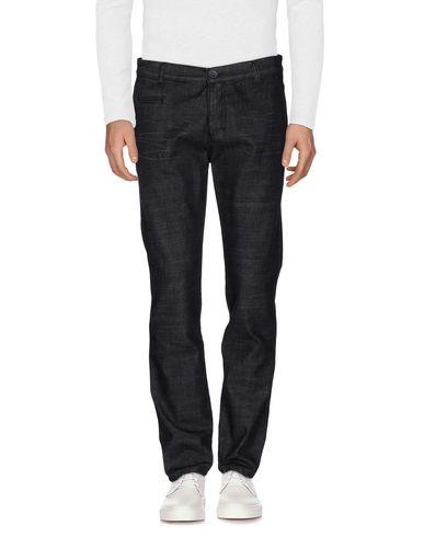 Джинсовые брюки от EXIBIT