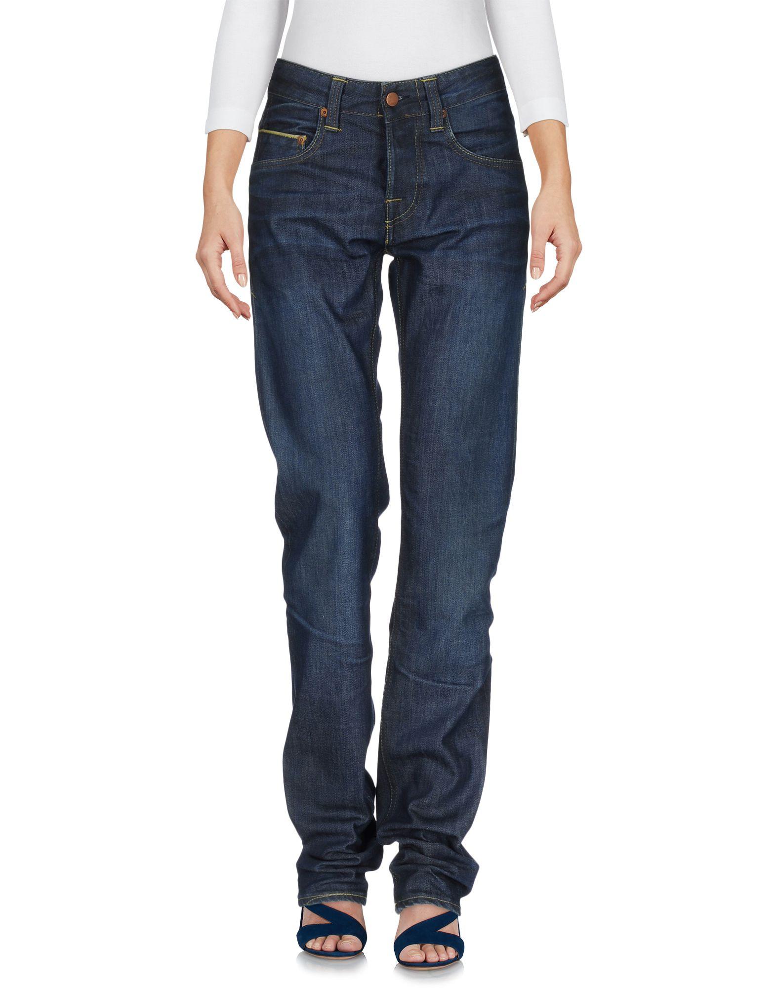 CARE LABEL Джинсовые брюки dismero джинсовые брюки