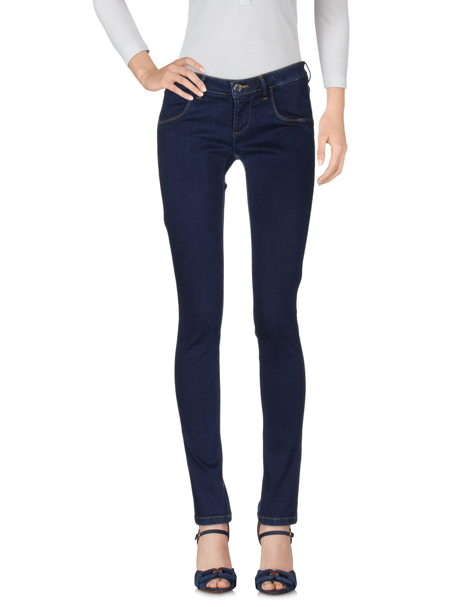 ANNIE P. Джинсовые брюки dismero джинсовые брюки