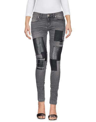 Джинсовые брюки FRANKIE MORELLO 42580319IT
