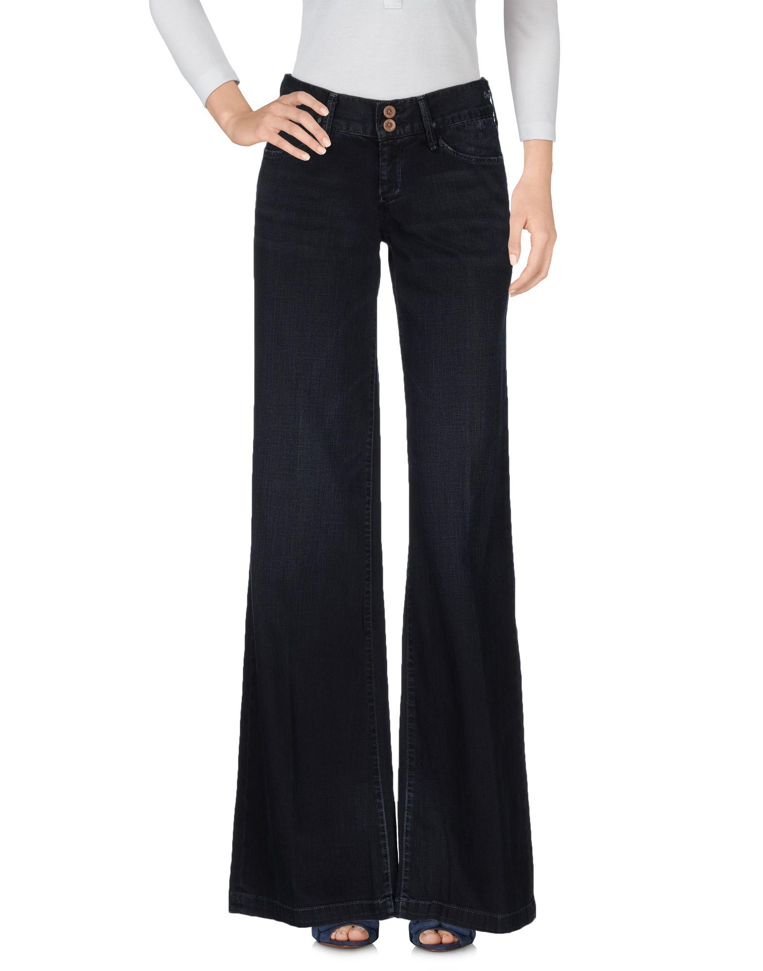 GOLDSIGN Джинсовые брюки цена 2017