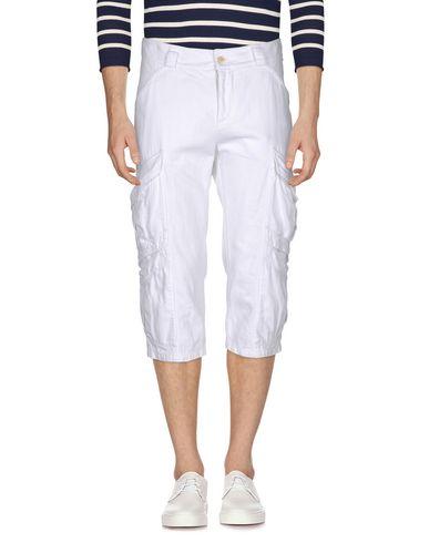 Джинсовые брюки-капри ERMANNO SCERVINO 42580532JU