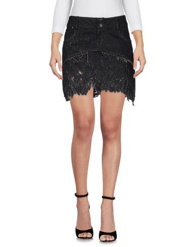 Джинсовая юбка от BAD SPIRIT