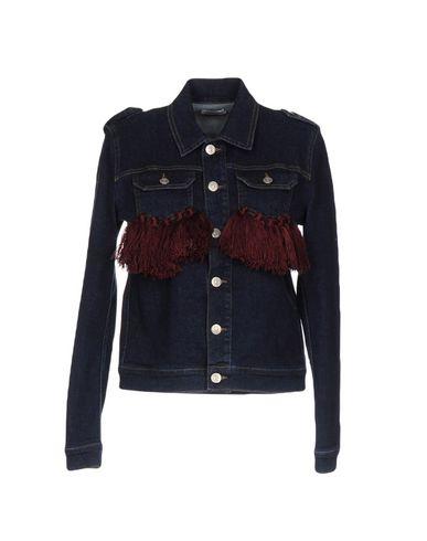 Blu donna AU JOUR LE JOUR Capospalla jeans donna