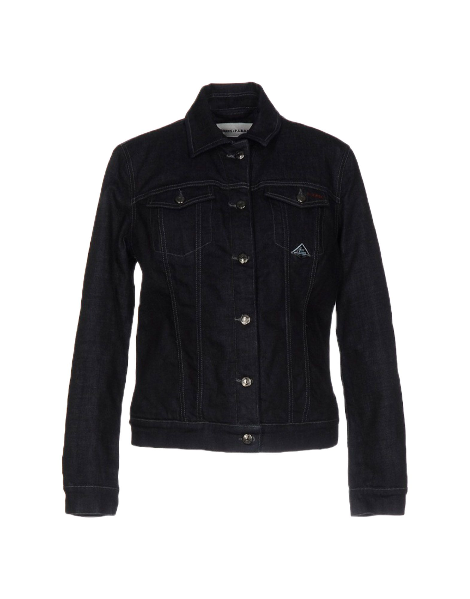 купить ROŸ ROGER'S + P.A.R.O.S.H. Джинсовая верхняя одежда дешево