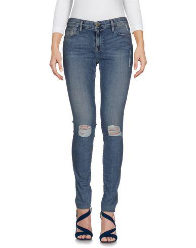 Джинсовые брюки от FRAME