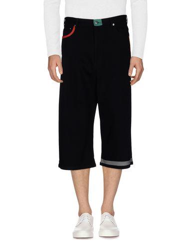 Джинсовые брюки-капри CHRISTOPHER KANE 42581228JB