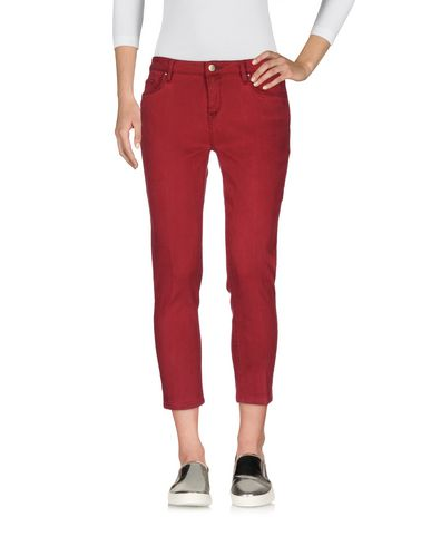 Джинсовые брюки-капри TOMMY HILFIGER 42581526IG