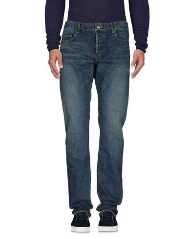 Джинсовые брюки SAINT LAURENT 42581571QN