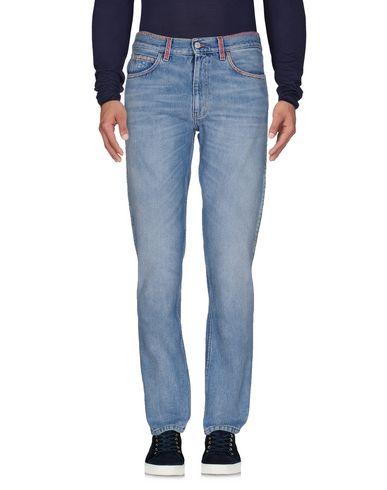 Джинсовые брюки GUCCI 42581597DB