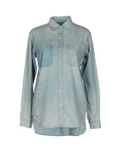 Denim supply <strong>ralph</strong> <strong>lauren</strong> chemise en jean femme