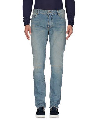 Джинсовые брюки SAINT LAURENT 42581674GR