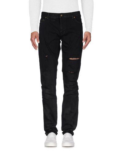 Джинсовые брюки SAINT LAURENT 42581677KJ