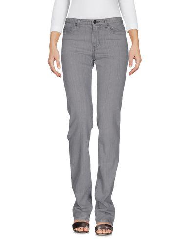 Джинсовые брюки BURBERRY 42581725SI