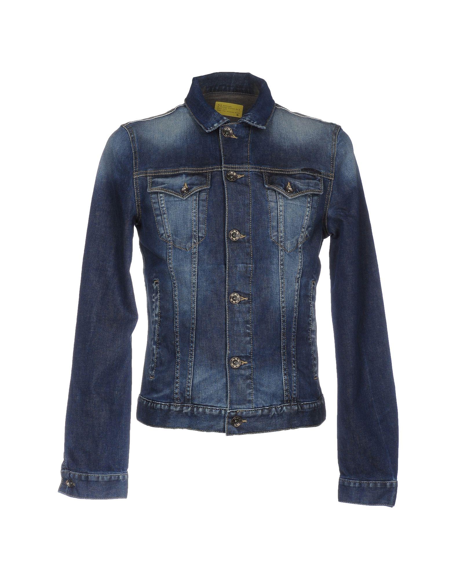 GAS Джинсовая верхняя одежда colmar джинсовая верхняя одежда