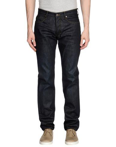 Джинсовые брюки BURBERRY 42581778LE