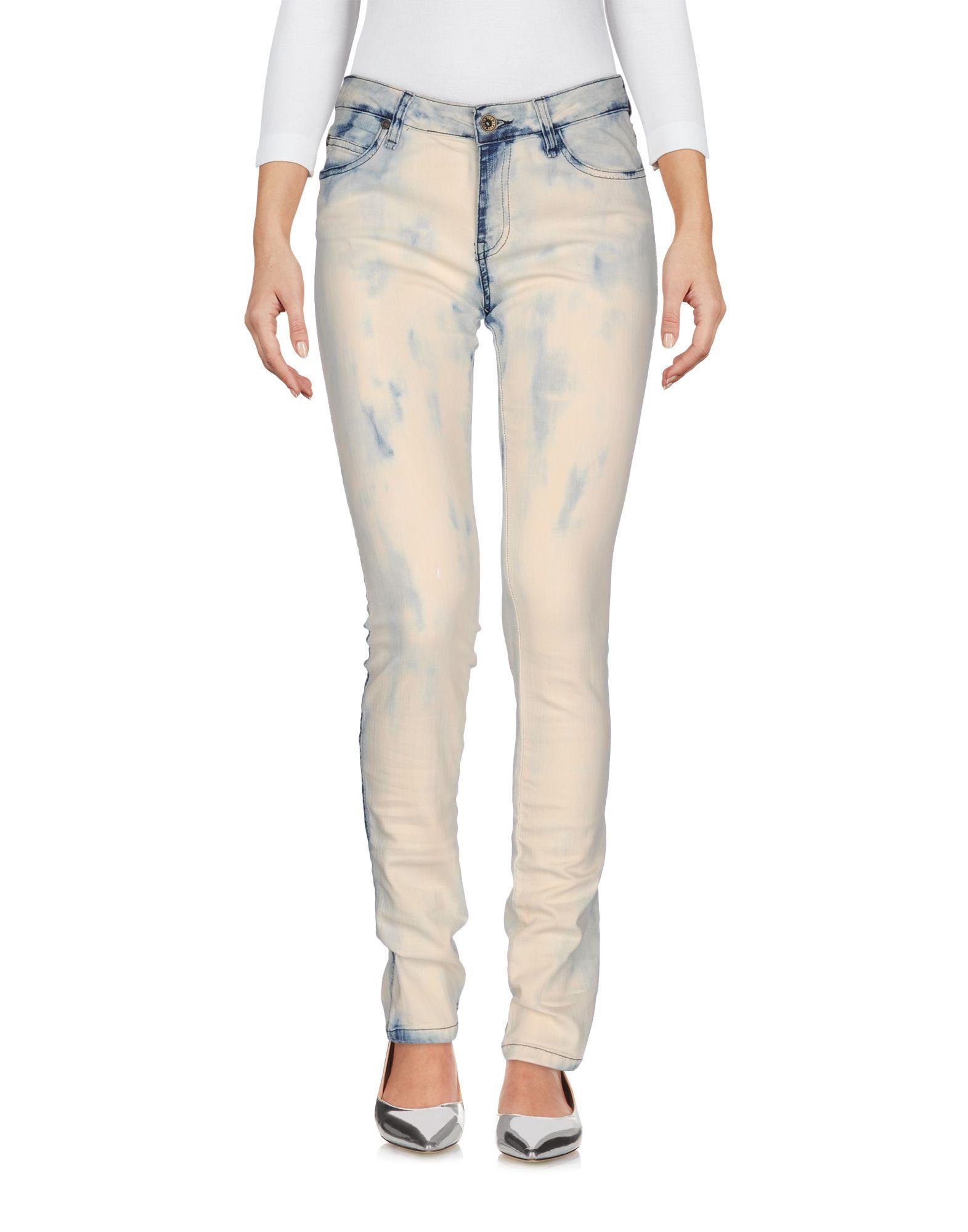 PLEIN SUD JEANS Джинсовые брюки