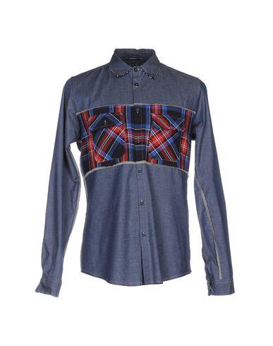 Джинсовая рубашка IMPERIAL 42581967BB