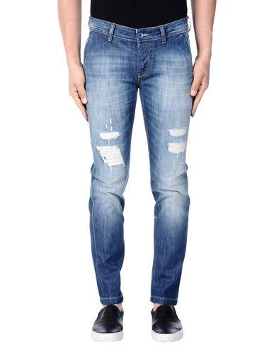 Джинсовые брюки RE-HASH 42581998LP