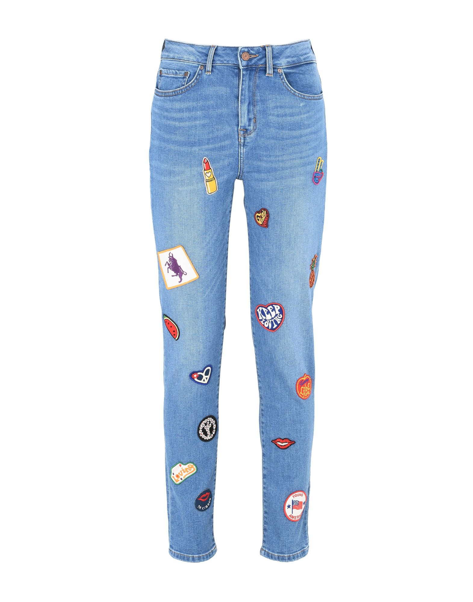 GIGI HADID x TOMMY HILFIGER Джинсовые брюки gigi 800 951 0 5kg