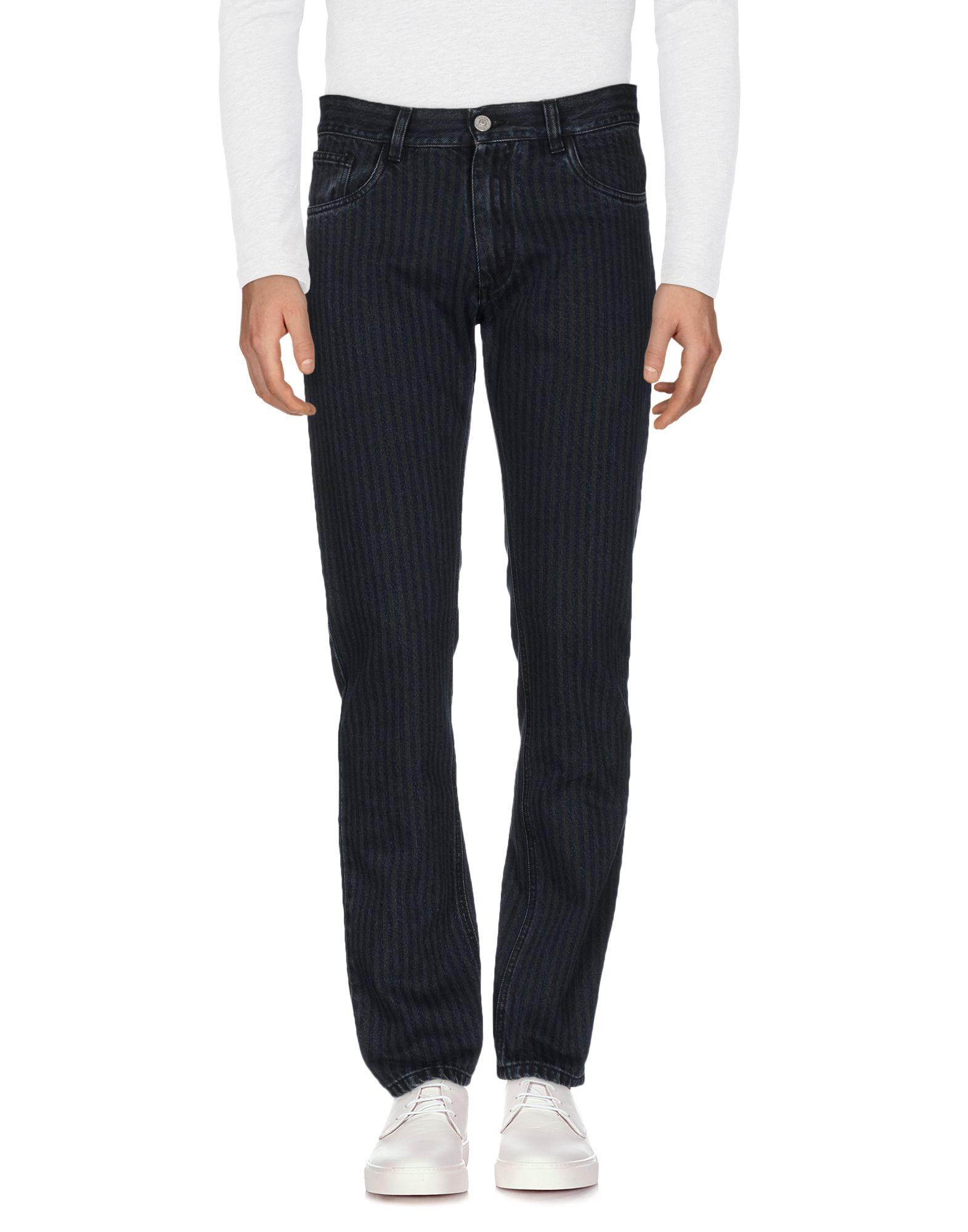 GUYA G. Джинсовые брюки