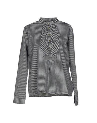 LEON & HARPER - ДЖИНСОВАЯ ОДЕЖДА - Джинсовые рубашки - on YOOX.com