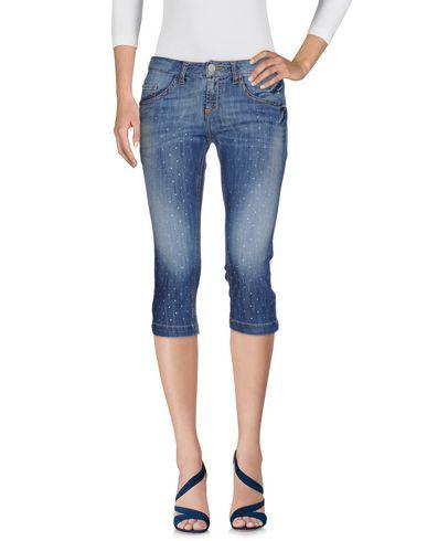 Джинсовые брюки-капри JUST FOR YOU 42582176VN