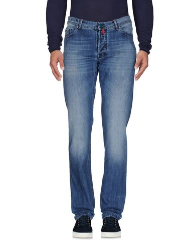 Джинсовые брюки KITON 42582666MS