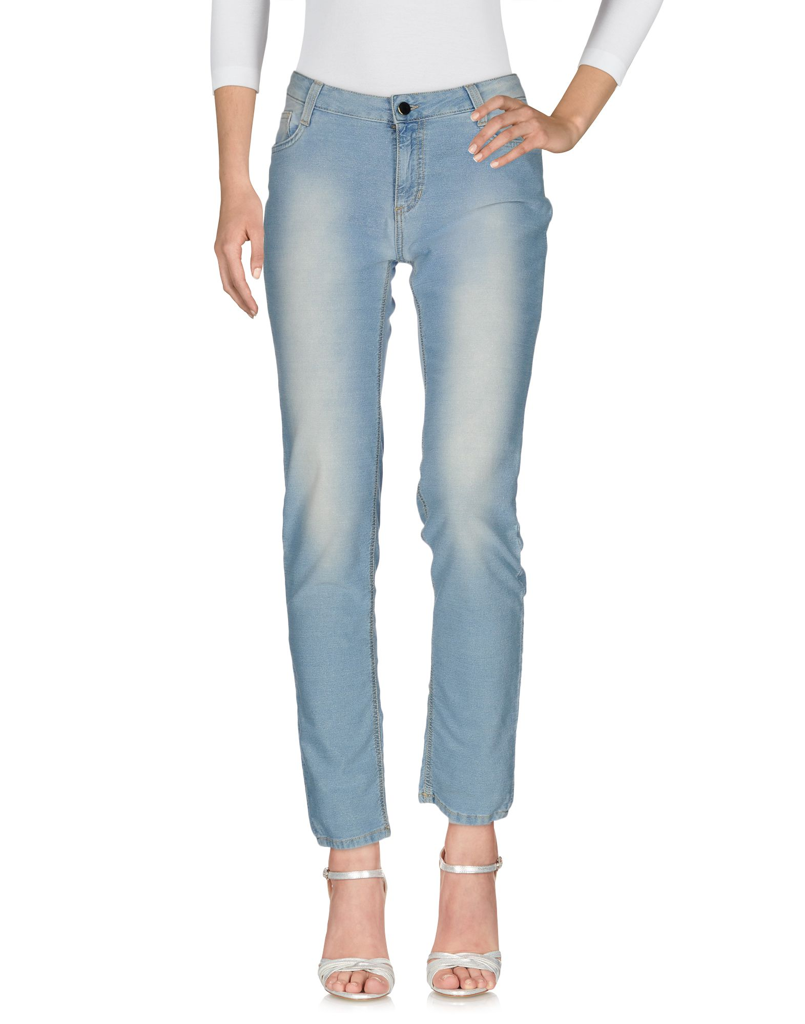 ANNA RACHELE JEANS COLLECTION Damen Jeanshose Farbe Blau Größe 5