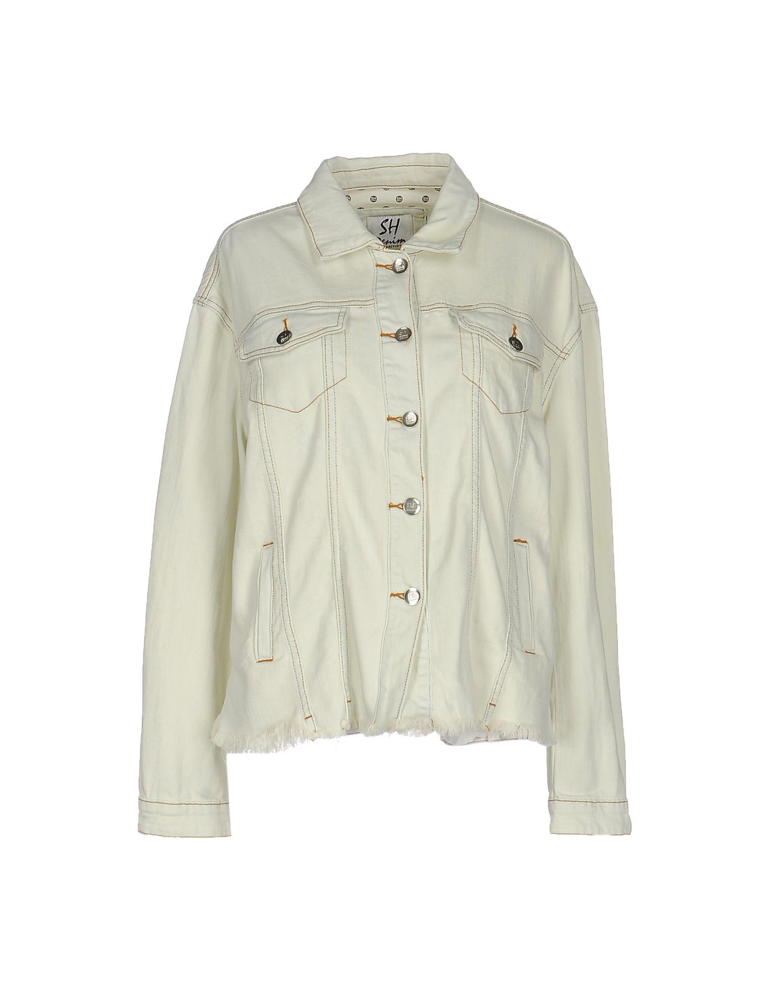 SH by SILVIAN HEACH Джинсовая верхняя одежда silvian heach джинсовая верхняя одежда