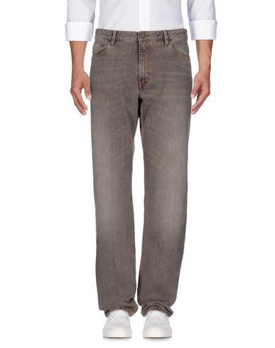 Джинсовые брюки BURBERRY 42582833NI
