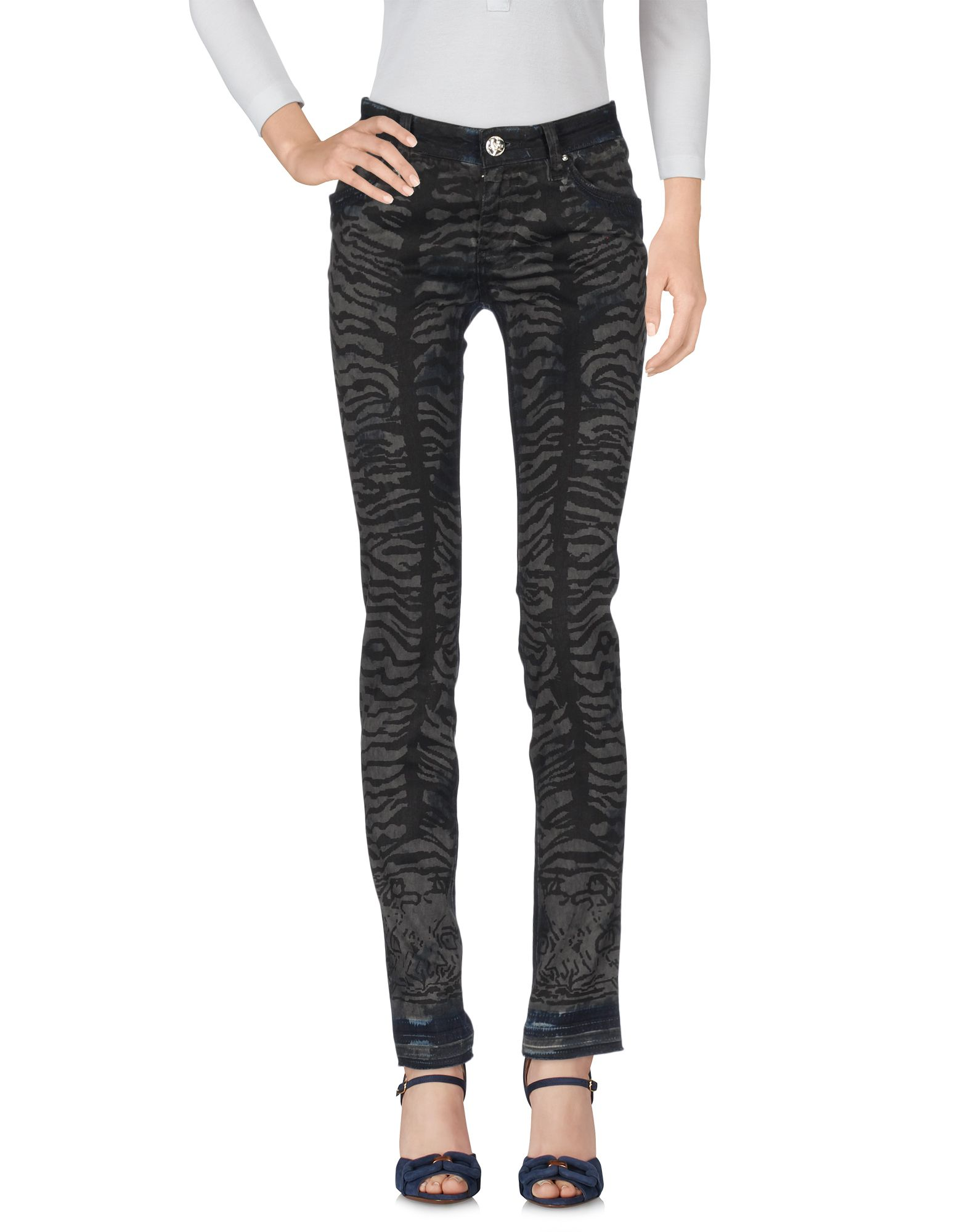 купить LEROCK Джинсовые брюки по цене 3700 рублей