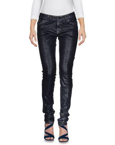 BLACK LEROCK Pantalon en jean femme