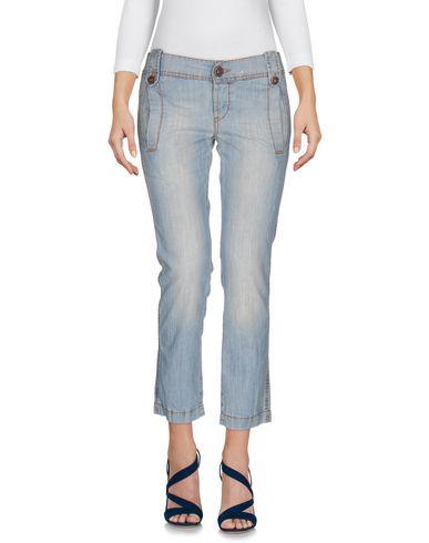 Джинсовые брюки-капри ICE J ICEBERG 42583104CV