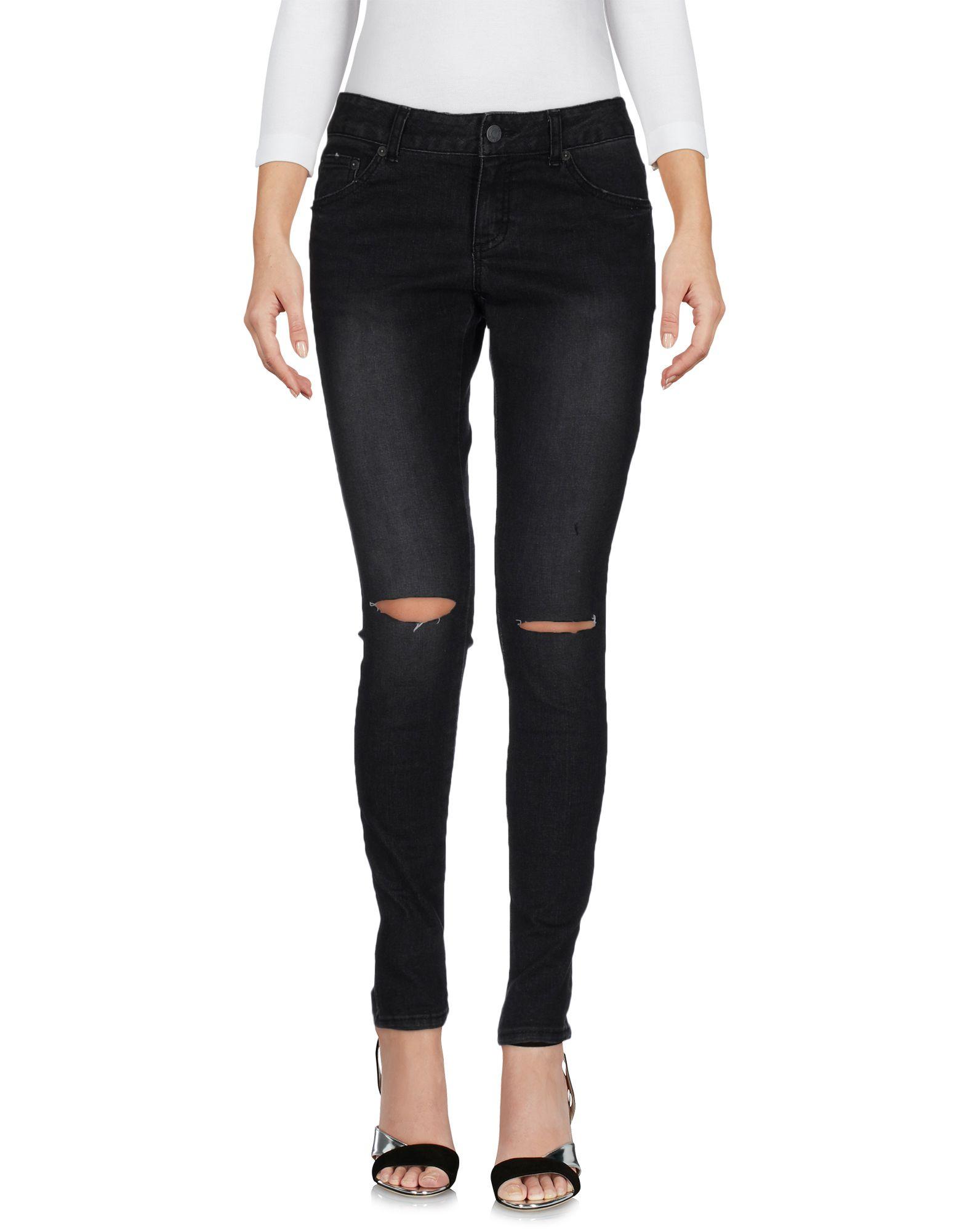 купить SJYP Джинсовые брюки по цене 4000 рублей