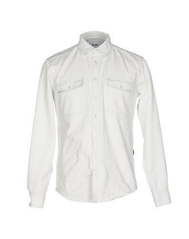 Джинсовая рубашка MSGM 42583341RQ