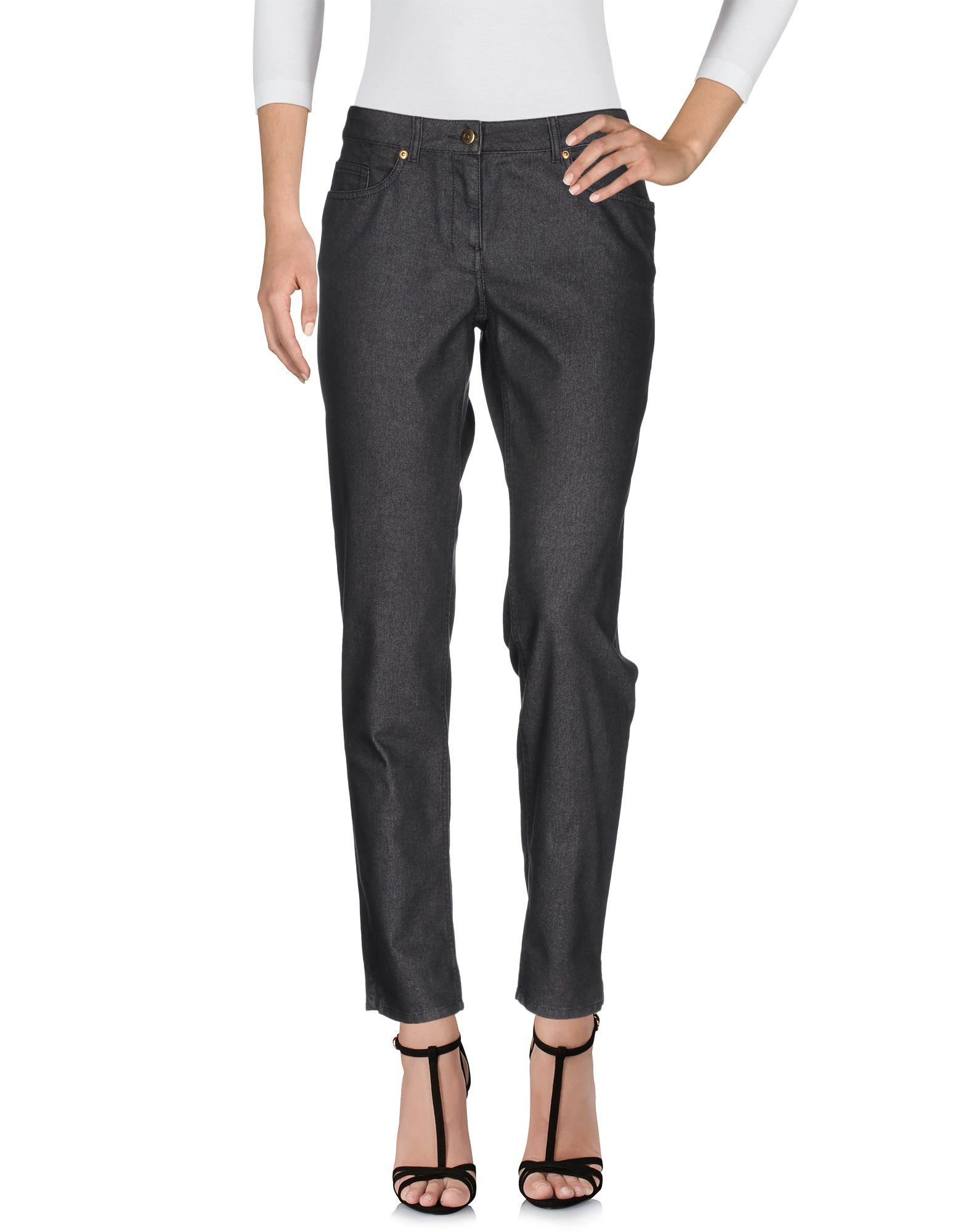 SAINT LAURENT Джинсовые брюки saint laurent кожаные ботильоны