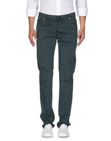 Джинсовые брюки KITON 42583376VC