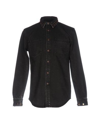 Джинсовая рубашка GIVENCHY 42583380BS