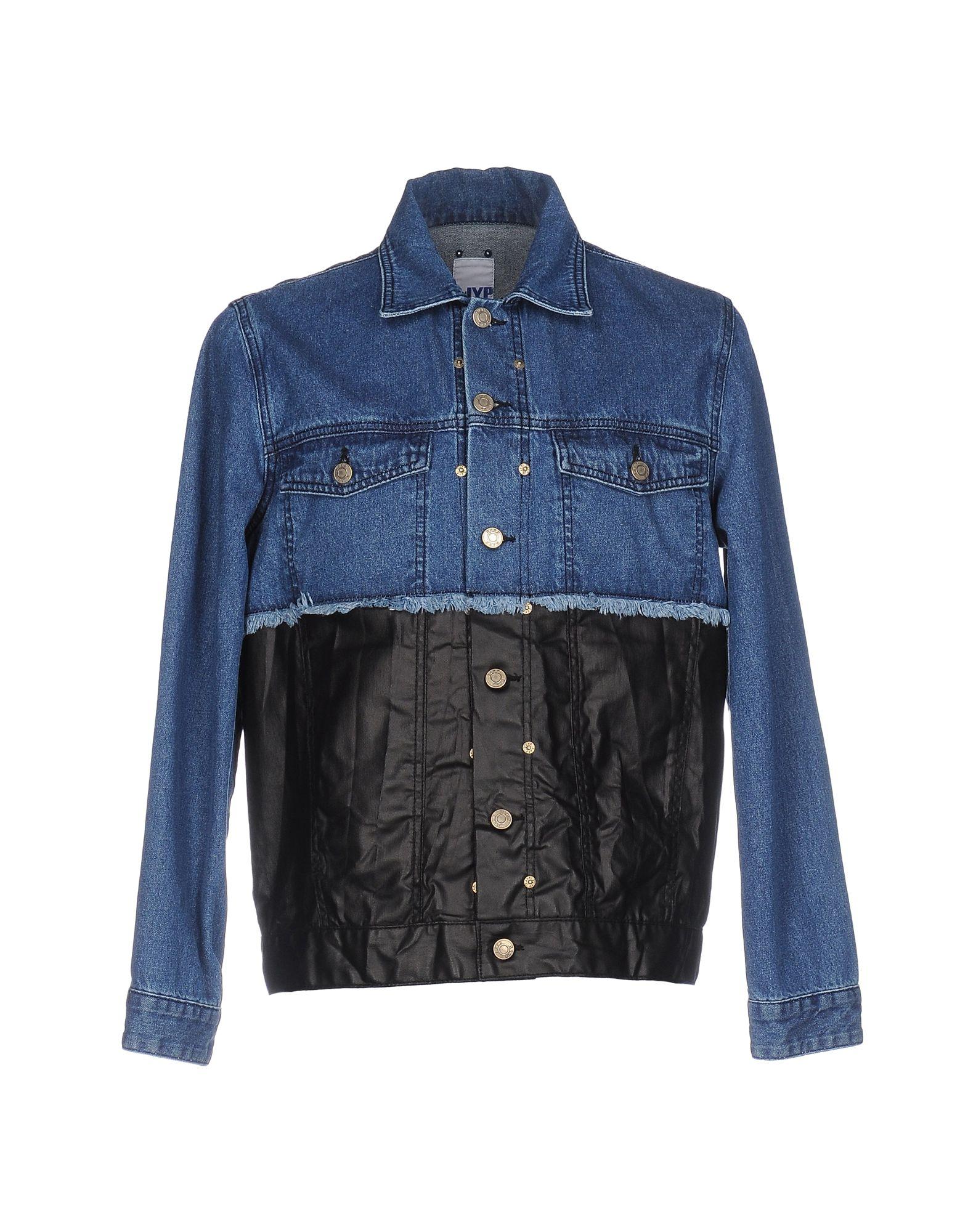 SJYP Джинсовая верхняя одежда colmar джинсовая верхняя одежда